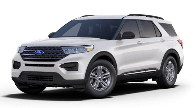 New 2020 Ford Explorer XLT SUV for Sale in Vista, CA